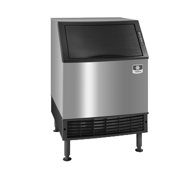 Manitowoc UDF0140A ice maker with bin, cube-style