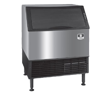 Manitowoc URF0310A ice maker with bin, cube-style