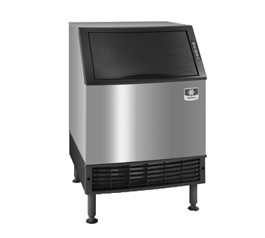 Manitowoc UYF0240W ice maker with bin, cube-style