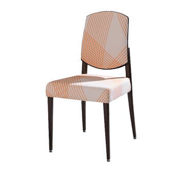 MTS Seating 100-UBP GR5 chair, side, indoor