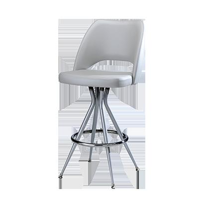 MTS Seating 316-30-Y GR4 bar stool, swivel, indoor
