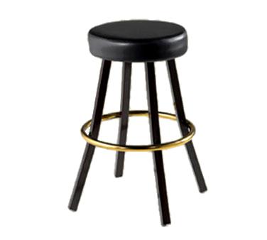 MTS Seating 902-30/RD GR6 bar stool, swivel, indoor