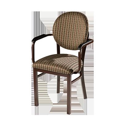 MTS Seating 932-AR GR7 chair, armchair, indoor