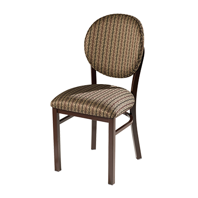MTS Seating 932 GR8 chair, side, indoor