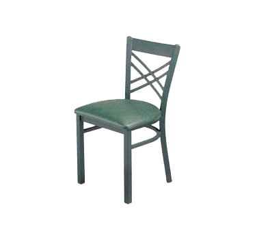 MTS Seating 942 GR7 chair, side, indoor