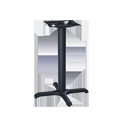 MTS Seating CI-22-4LS PC table base, metal
