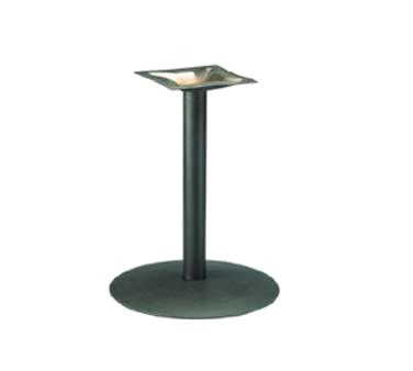 MTS Seating CI-22R-4LS BW table base, metal
