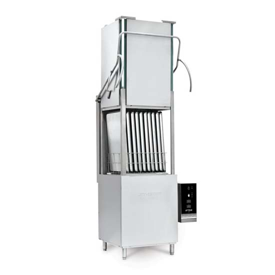 MVP 747HH dishwasher, door type