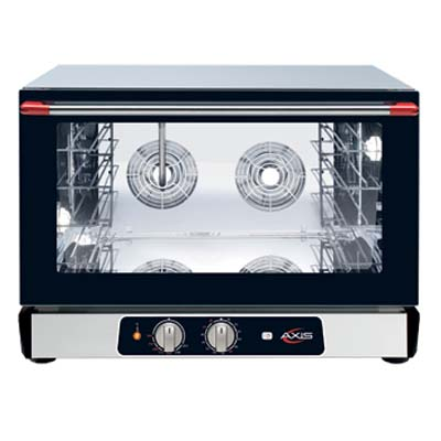 MVP AX-824RH convection oven, electric