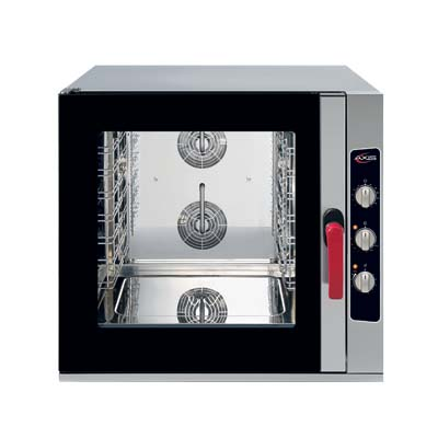 MVP AX-CL06M combi oven, electric