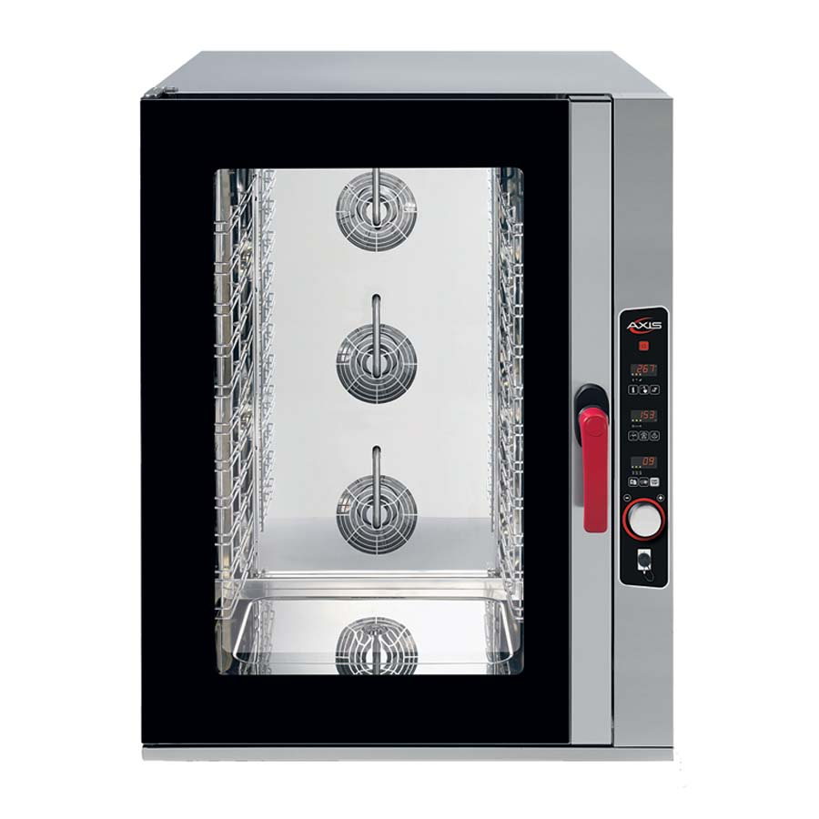 MVP AX-CL10D combi oven, electric
