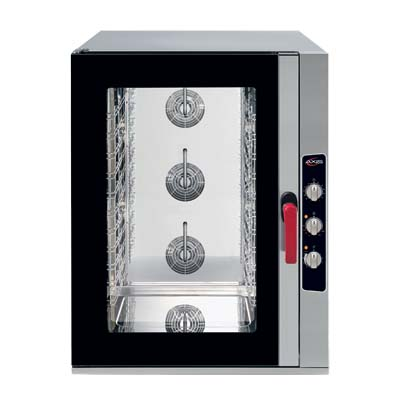 MVP AX-CL10M combi oven, electric
