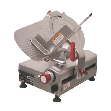 MVP AX-S12BA food slicer, electric