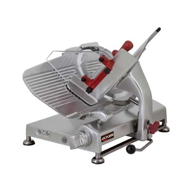 MVP AX-S13G food slicer, electric
