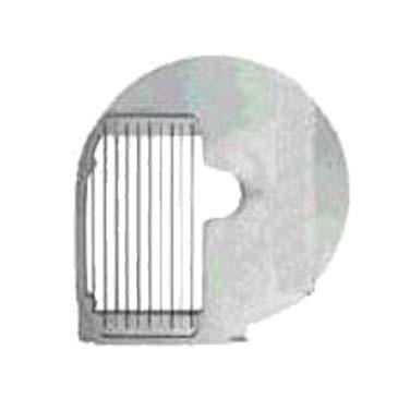 MVP EXPERT-B8 food processor, disc plate, dicing