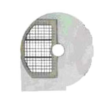 MVP EXPERT-D 16X16 food processor, disc plate, dicing