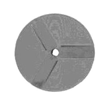 MVP EXPERT-E10 food processor, disc plate, slicing