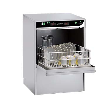 MVP F-16DP glasswasher