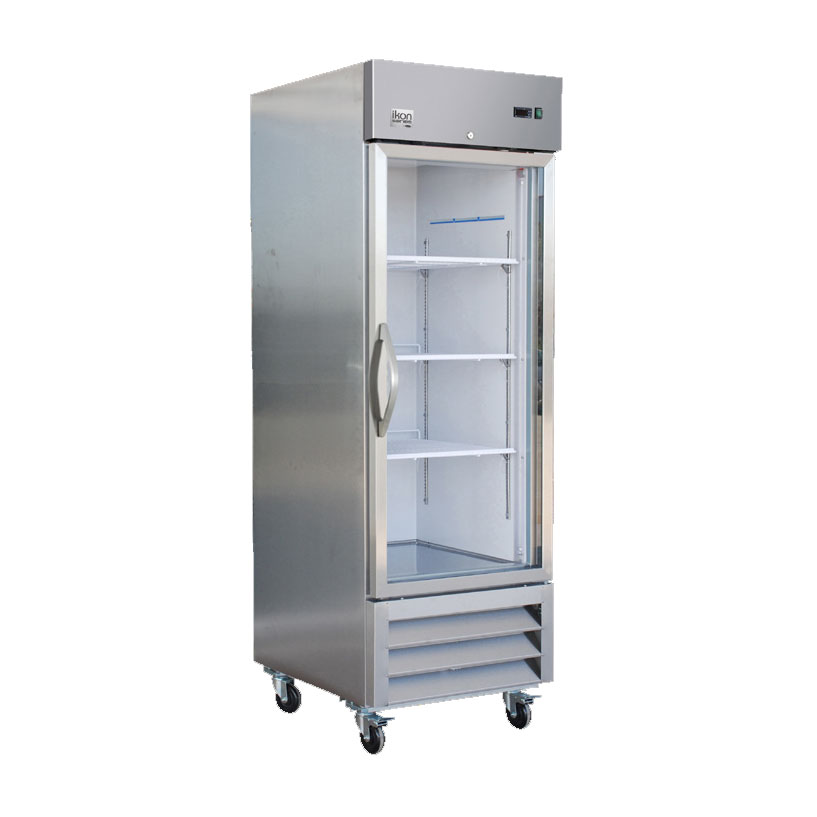 MVP IB27FG freezer, reach-in
