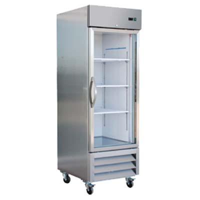 MVP Group LLC IB27RG reach-in refrigerators & freezers