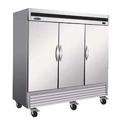 MVP IB81F DV freezer, reach-in