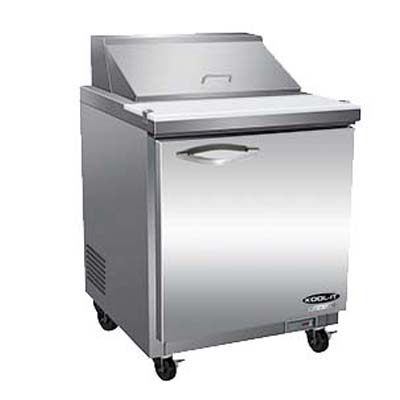 MVP ISP29-2D refrigerated counter, sandwich / salad unit