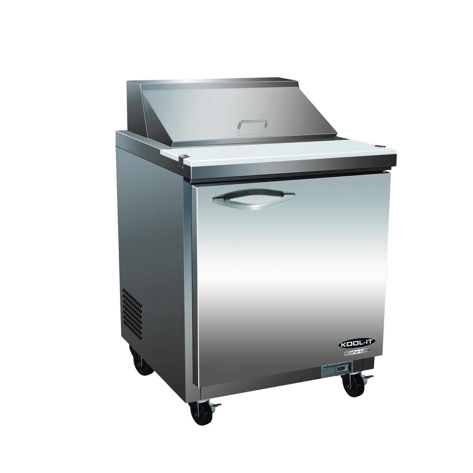 MVP Group LLC ISP29M refrigerated counter, mega top sandwich / salad unit