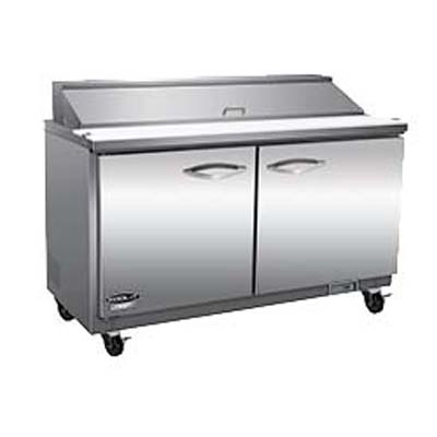 MVP ISP48-4D refrigerated counter, sandwich / salad unit