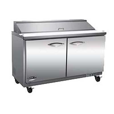 MVP Group LLC ISP48M-4D refrigerated counter, mega top sandwich / salad unit