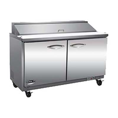MVP ISP61 refrigerated counter, sandwich / salad unit