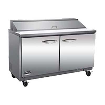 MVP Group LLC ISP61M refrigerated counter, mega top sandwich / salad unit
