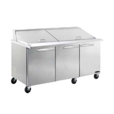 MVP ISP72 refrigerated counter, sandwich / salad unit