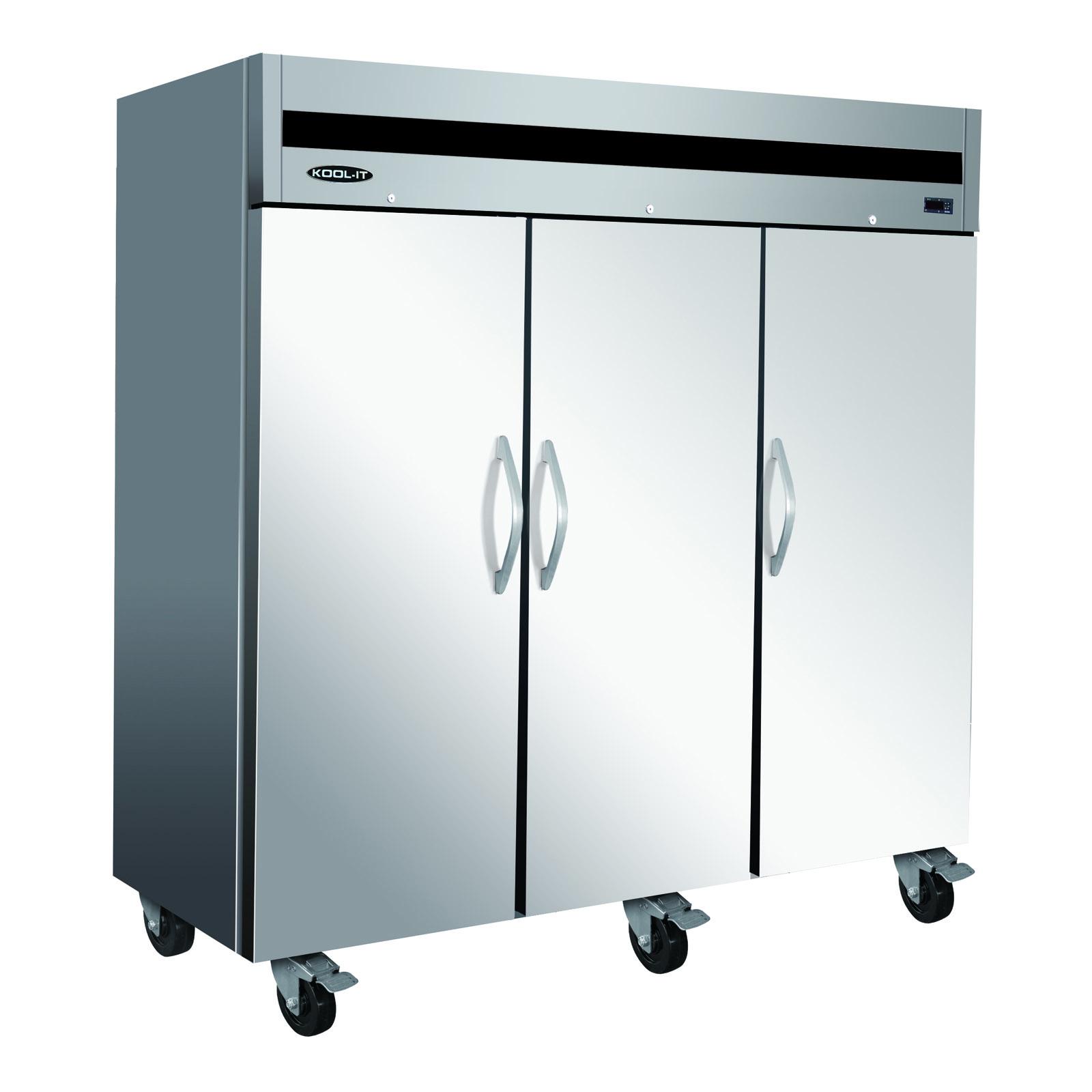 MVP IT82F DV freezer, reach-in