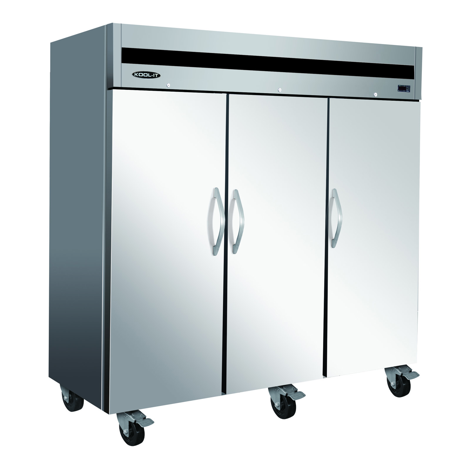 MVP IT82R refrigerator, reach-in
