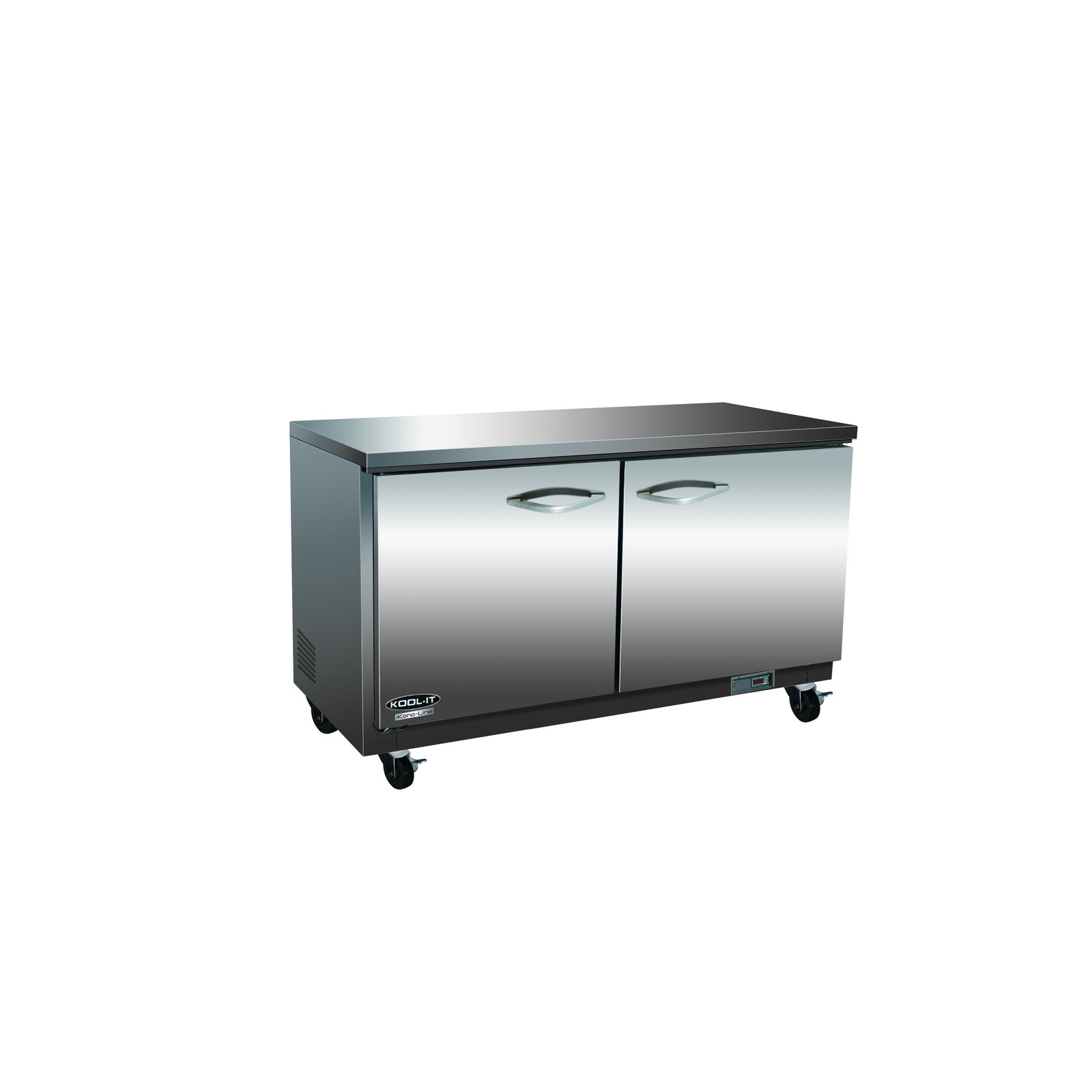 MVP Group LLC IUC48R-2D refrigerator, undercounter, reach-in