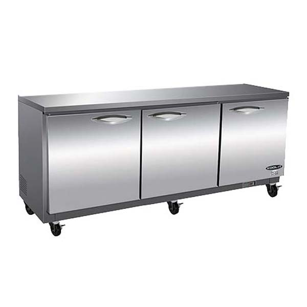 MVP Group LLC IUC72R refrigerator, undercounter, reach-in