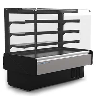 MVP KBD-FG-60-S display case, refrigerated bakery