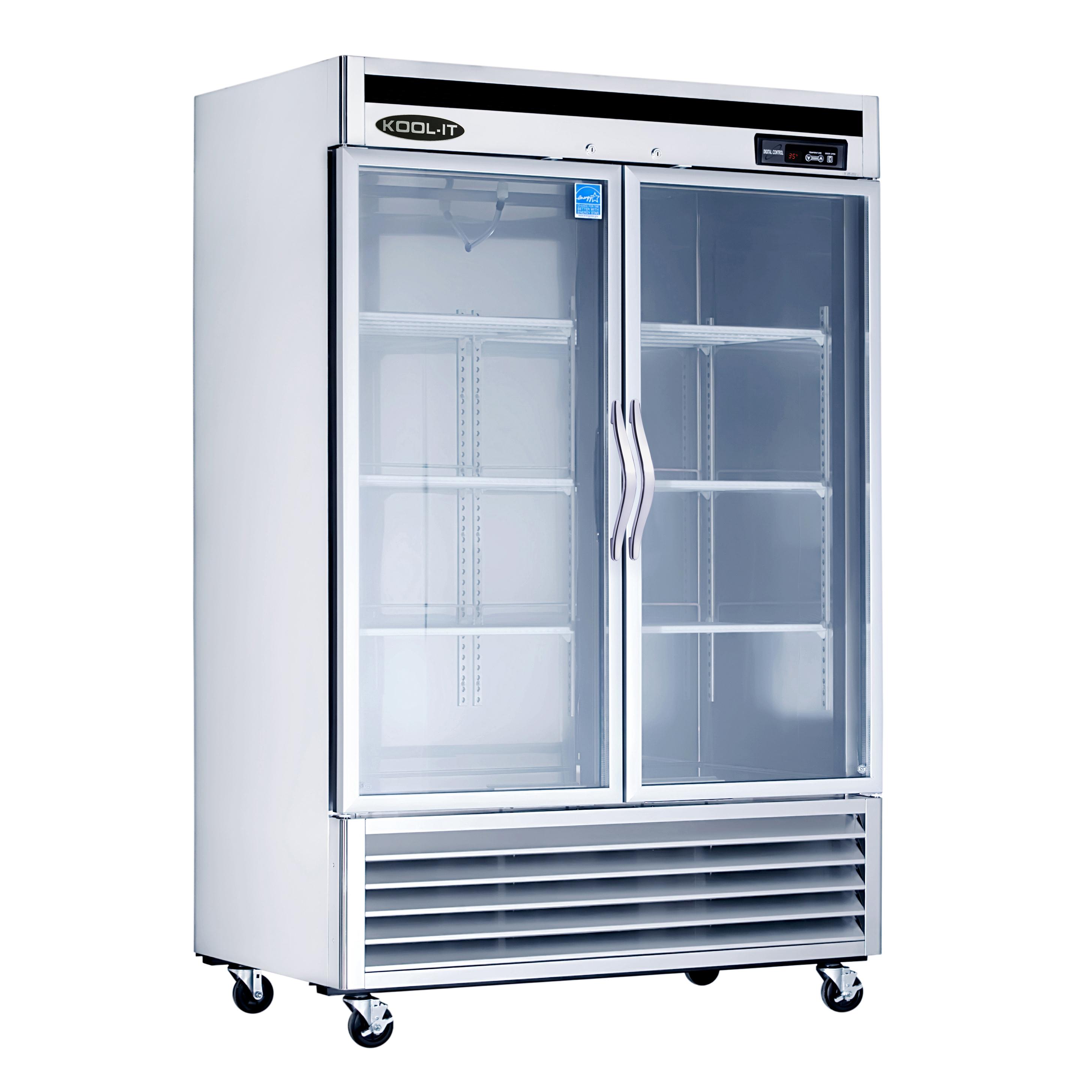 MVP KBSR-2G refrigerator, reach-in