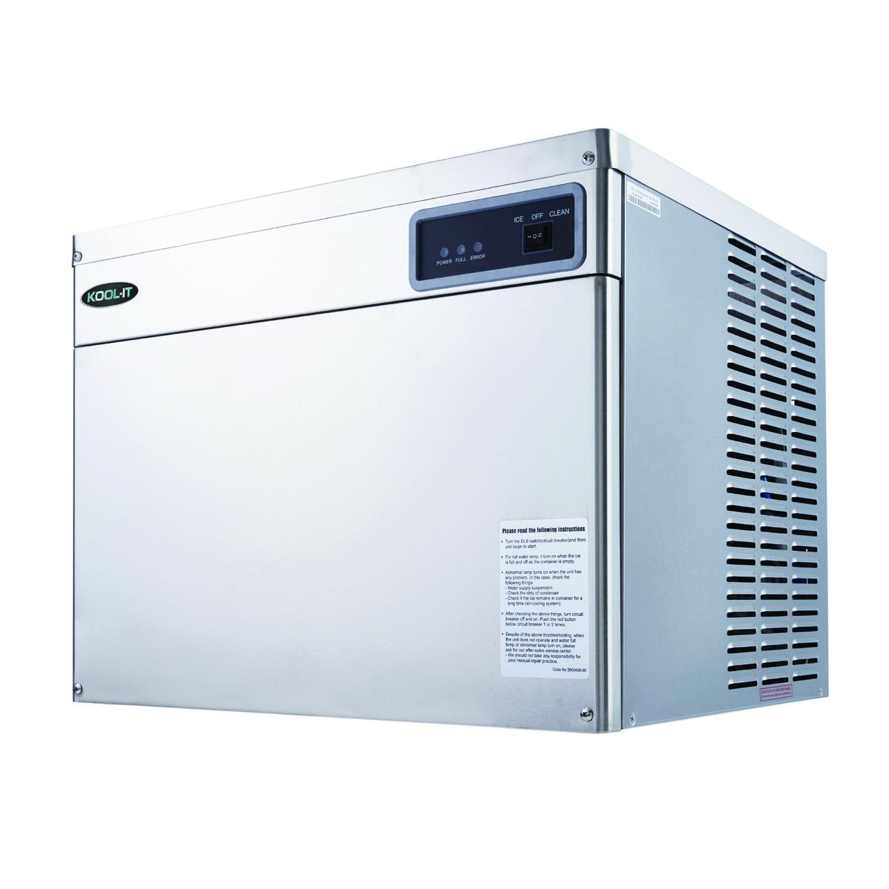 MVP Group LLC KCM-450-AH ice maker, cube-style