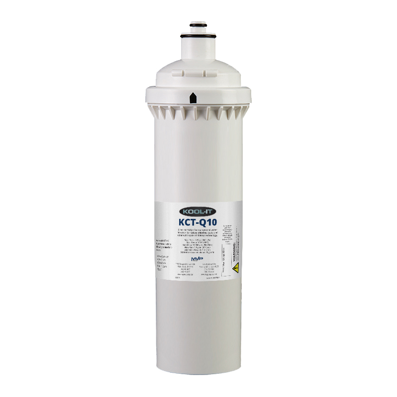 MVP KCT-Q10 water filtration system, cartridge
