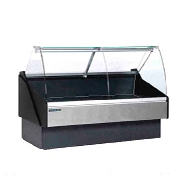 MVP KFM-CG-100-S display case, red meat deli
