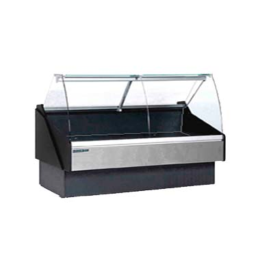 MVP KFM-CG-120-R display case, red meat deli