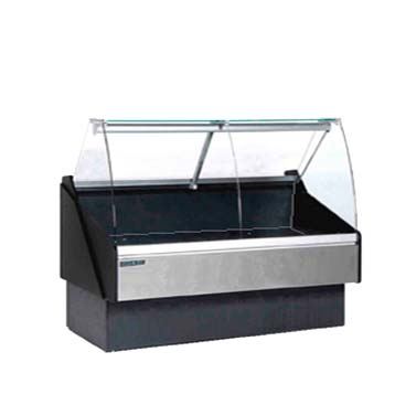MVP KFM-CG-50-R display case, red meat deli