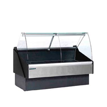 MVP KFM-CG-80-R display case, red meat deli
