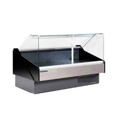 MVP KFM-FG-120-S display case, red meat deli