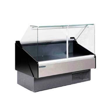 MVP KFM-FG-50-S display case, red meat deli