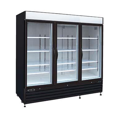 MVP Group LLC KGF-72DV glass door merchandisers