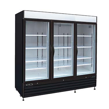 MVP Group LLC KGF-72DV freezer, merchandiser