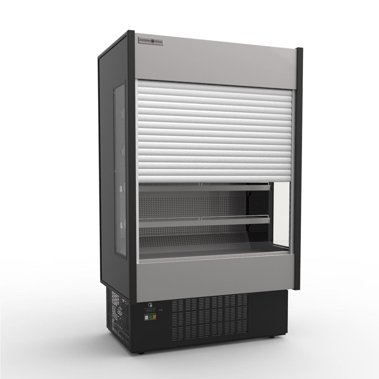 MVP KGH-ES-30-S merchandiser, open refrigerated display