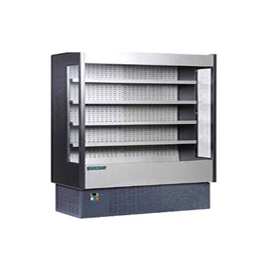 MVP Group LLC KGH-OF-100-S merchandiser, open refrigerated display